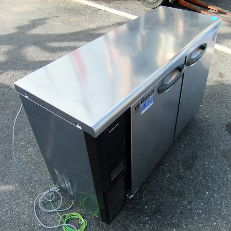 ホシザキ 業務用テーブル形冷蔵庫 RT-120PTE1を買取いたしました。